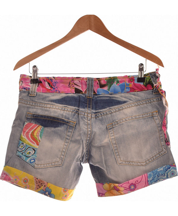 300341 Shorts et bermudas DESIGUAL Occasion Vêtement occasion seconde main