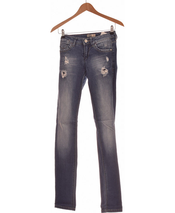 304378 Jeans PULL AND BEAR Occasion Once Again Friperie en ligne