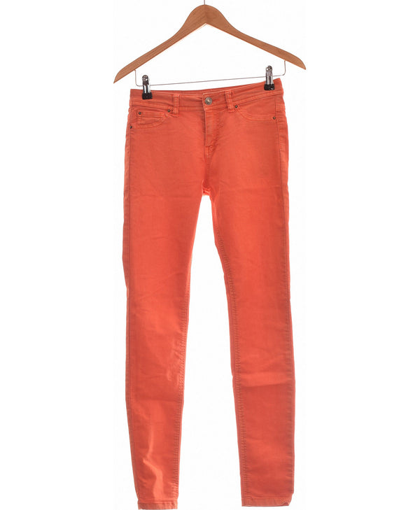 306063 Pantalons et pantacourts PULL AND BEAR Occasion Once Again Friperie en ligne