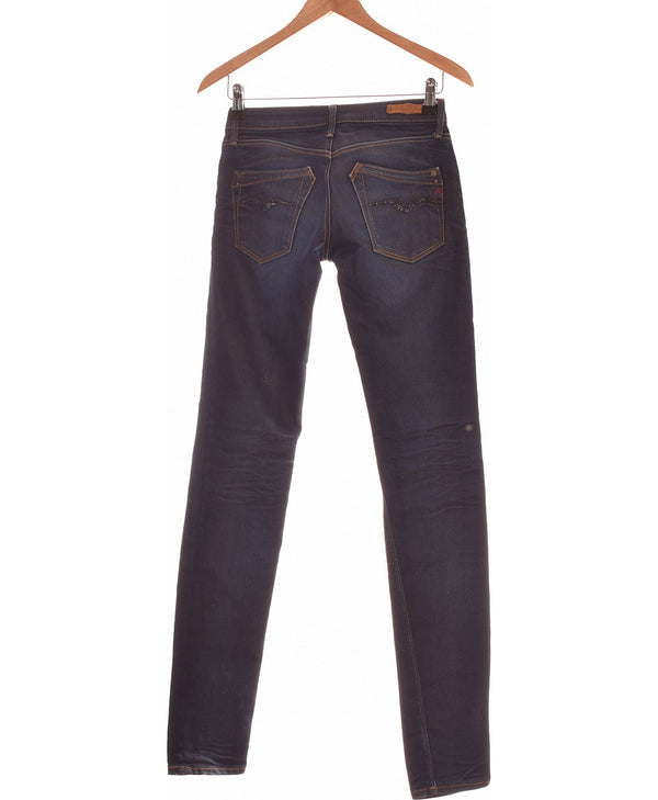 330420 Jeans REPLAY Occasion Vêtement occasion seconde main