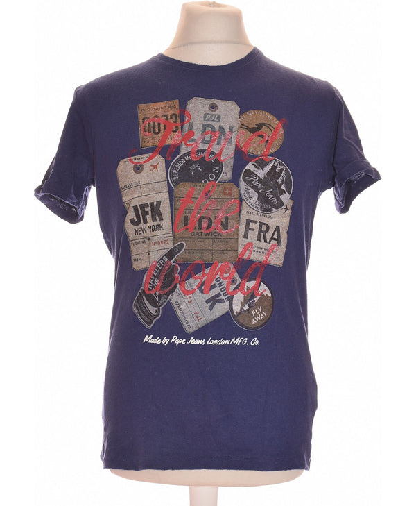 332053 Tops et t-shirts PEPE JEANS Occasion Once Again Friperie en ligne