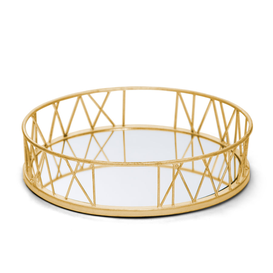 AVA TRAY - Badgley Mischka Home