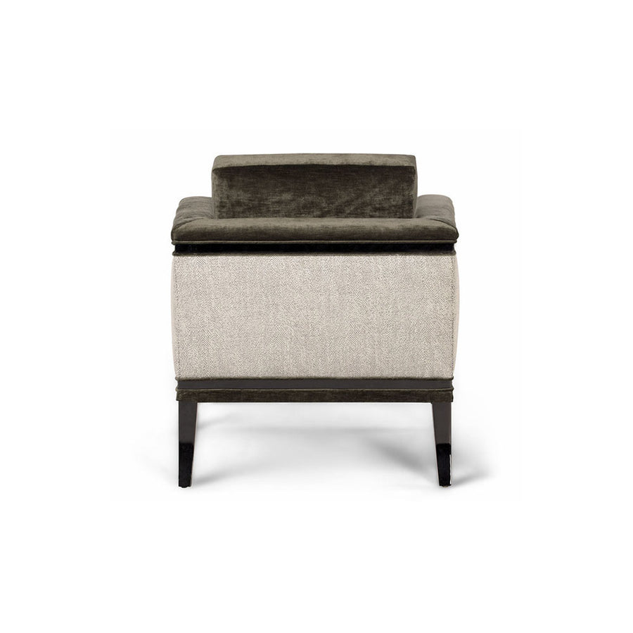 DOHENY LOUNGE CHAIR I - Badgley Mischka Home