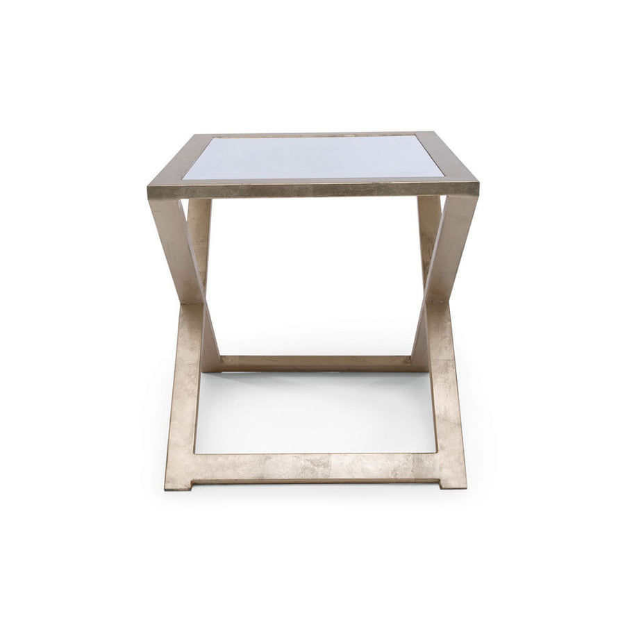 DOHENY ACCENT TABLE II - Badgley Mischka Home