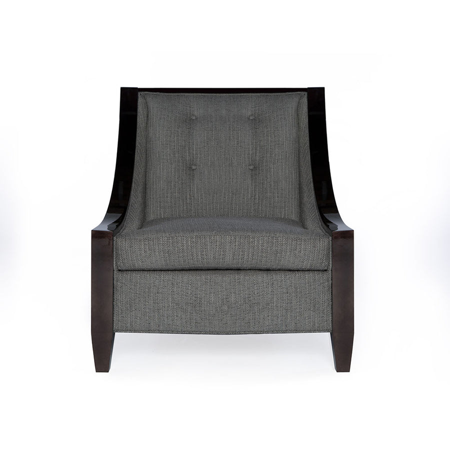 ASTAIRE LOUNGE CHAIR II - Badgley Mischka Home