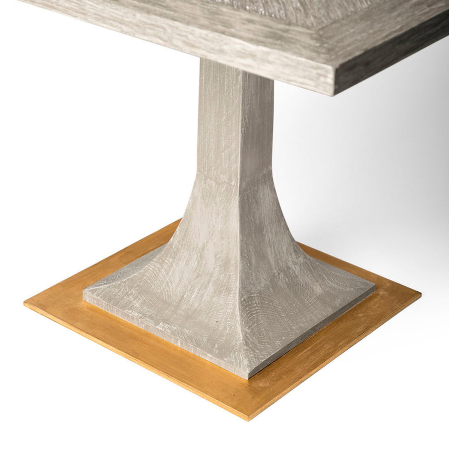 CAPISTRANO DINING TABLE - Badgley Mischka Home