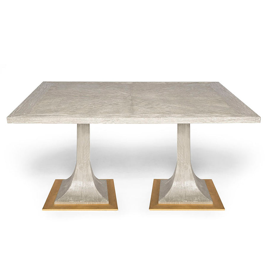 CAPISTRANO DINING TABLE DOUBLE - Badgley Mischka Home