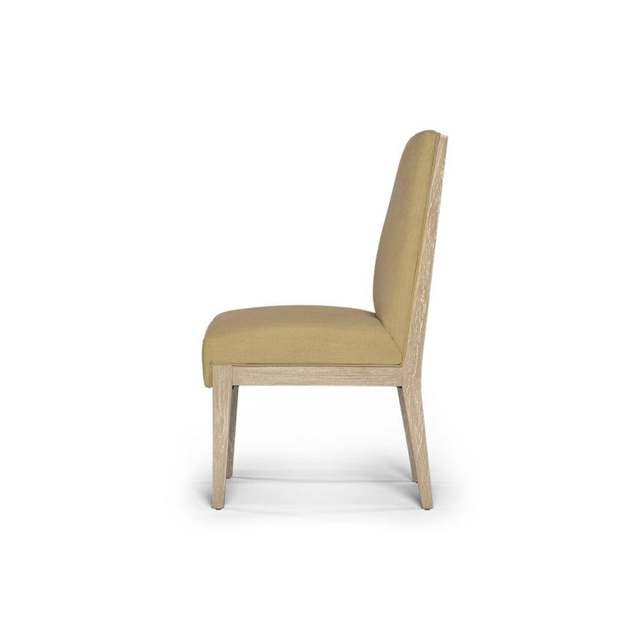 CAPISTRANO DINING SIDE CHAIR - Badgley Mischka Home