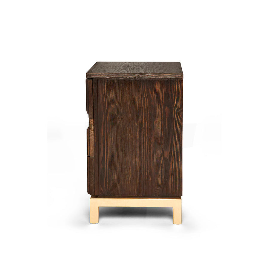 CASABLANCA NIGHTSTAND - Badgley Mischka Home
