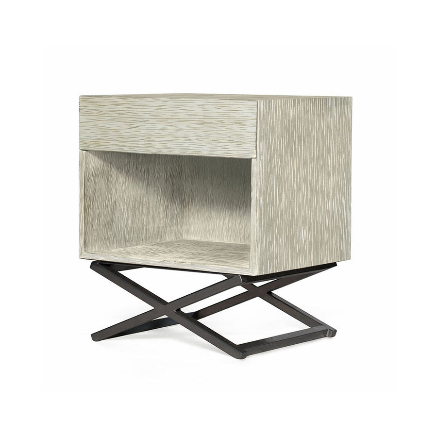 MULHOLLAND NIGHSTAND - Badgley Mischka Home