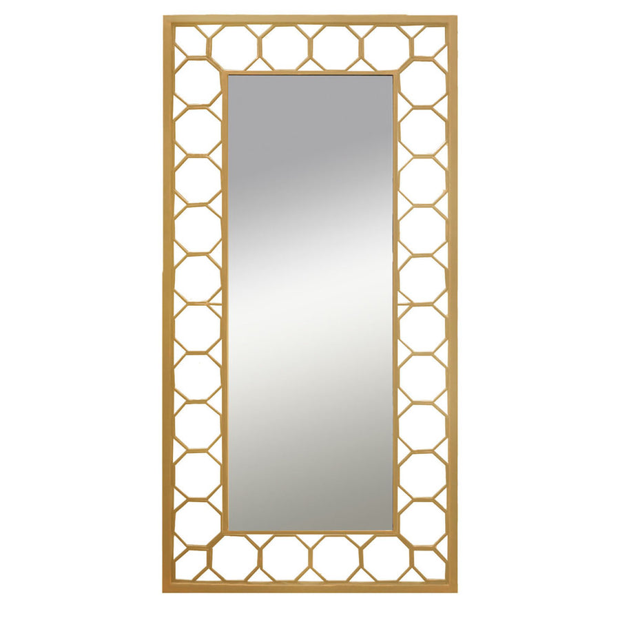 CRAWFORD MIRROR - Badgley Mischka Home