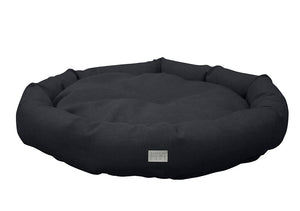"WHISKEY PET BED 25"" (CHARCOAL)"