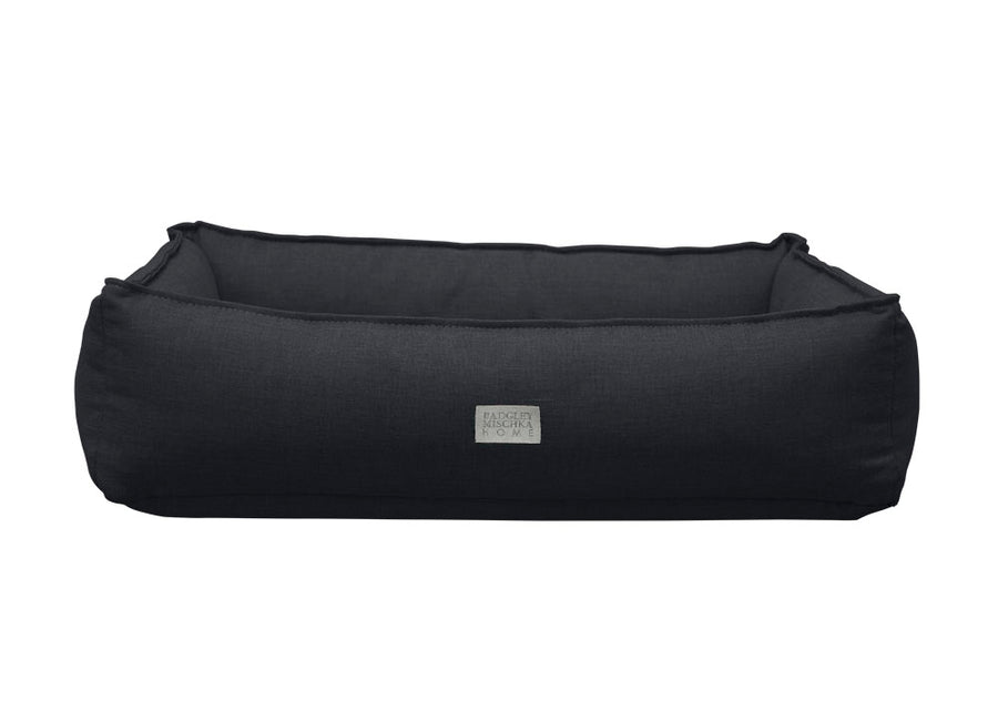 WALTON PET BED - SMALL (CHARCOAL)