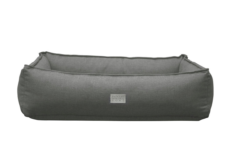 WALTON PET BED - SMALL (GREY)