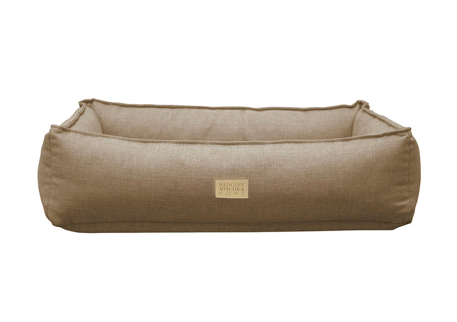 WALLY PET BED - SMALL (SAND)