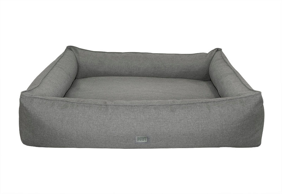WALTON PET BED - LARGE (GREY)