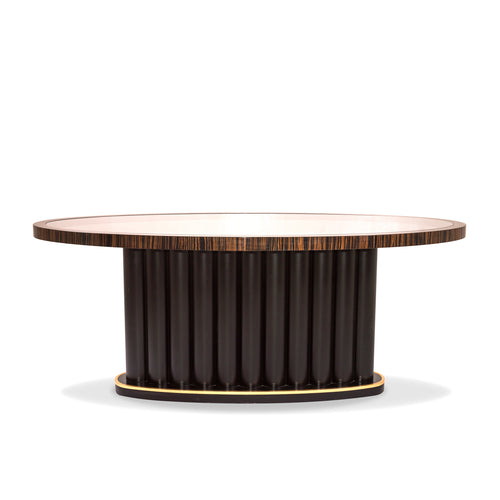MARMONT OVAL TABLE
