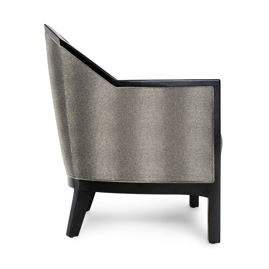 BEL AIR ACCENT CHAIR - Badgley Mischka Home