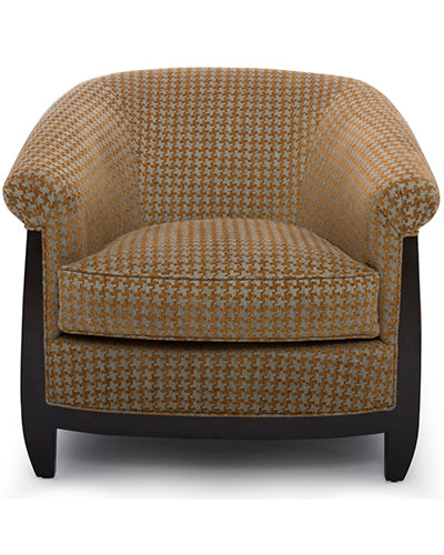 BEL AIR LOUNGE CHAIR II - Badgley Mischka Home