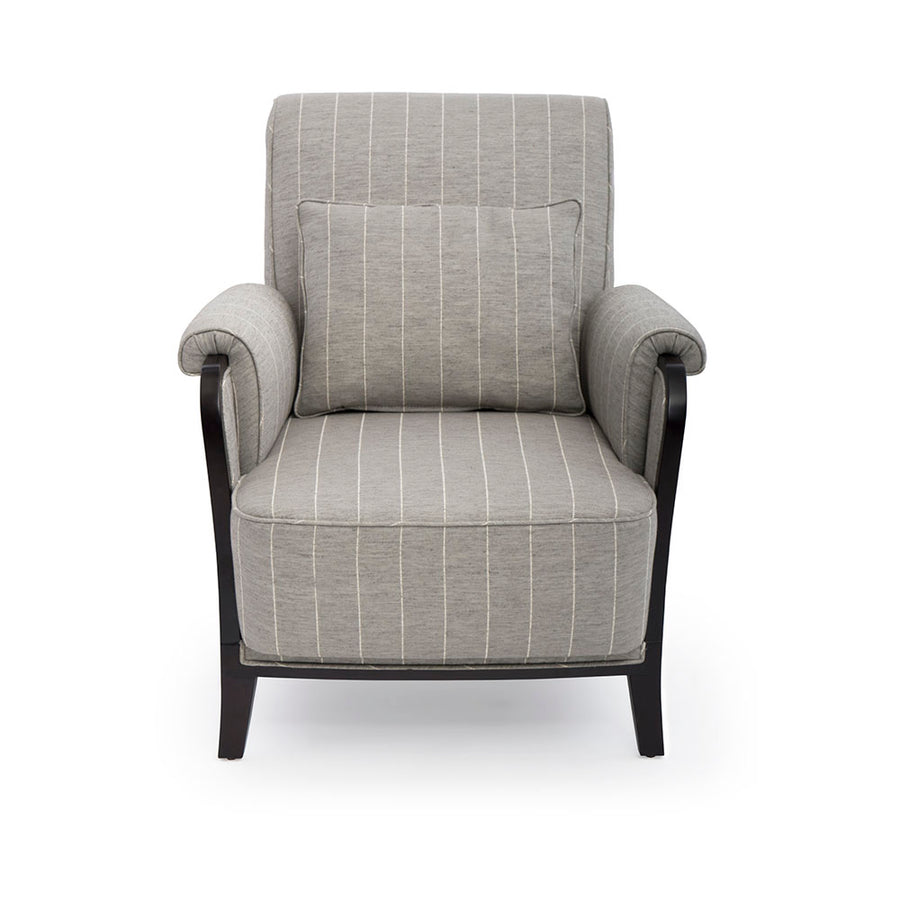 BEL AIR LOUNGE CHAIR I - Badgley Mischka Home
