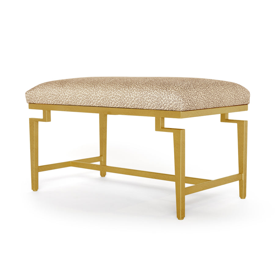 CATALINA VANITY BENCH - Badgley Mischka Home