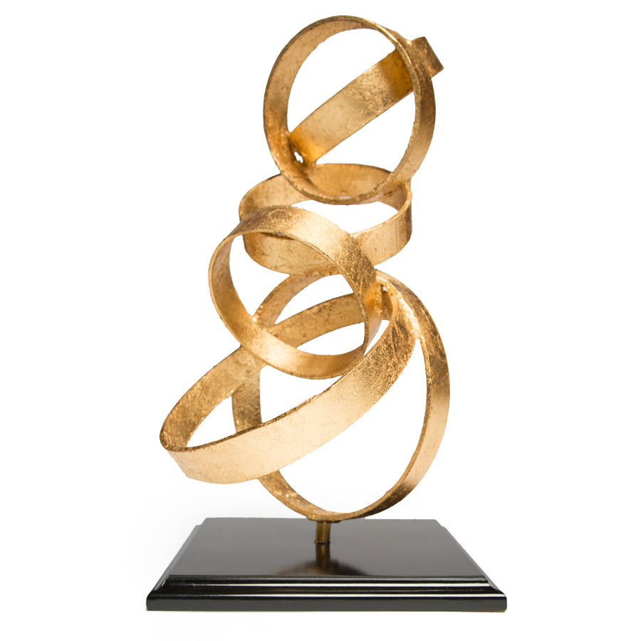INFINITY SCULPTURE (GOLD)