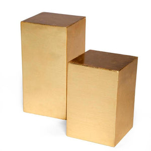 JANE BOOKENDS (GOLD)