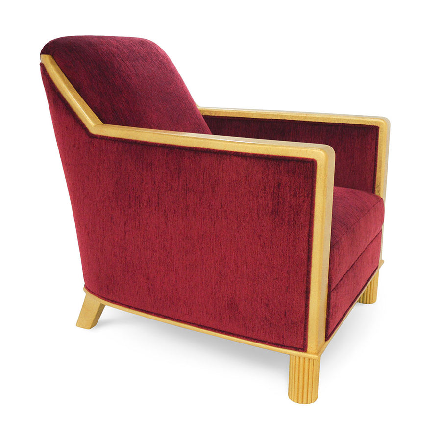 MARMONT LOUNGE CHAIR - Badgley Mischka Home