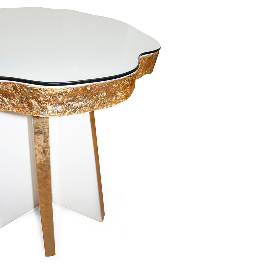 PALISADES ACCENT TABLE I - Badgley Mischka Home