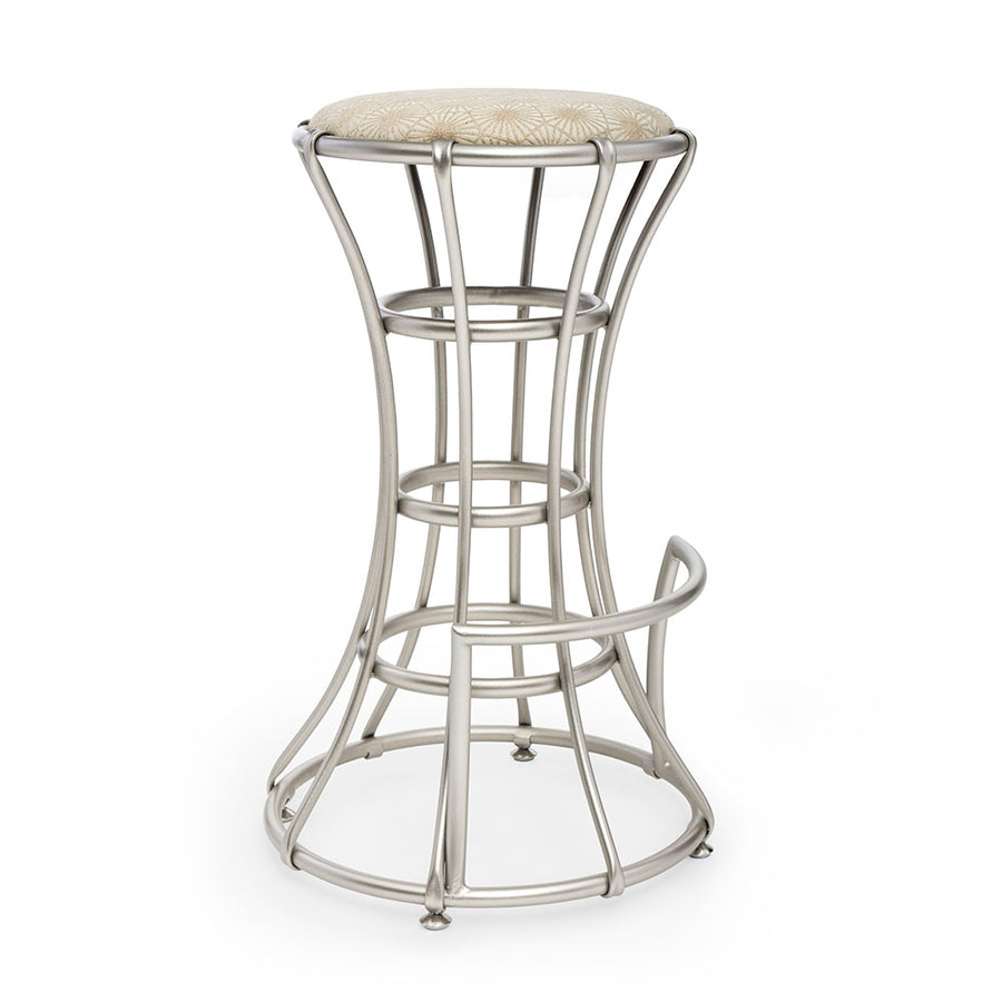 PALISADES BAR STOOL - Badgley Mischka Home