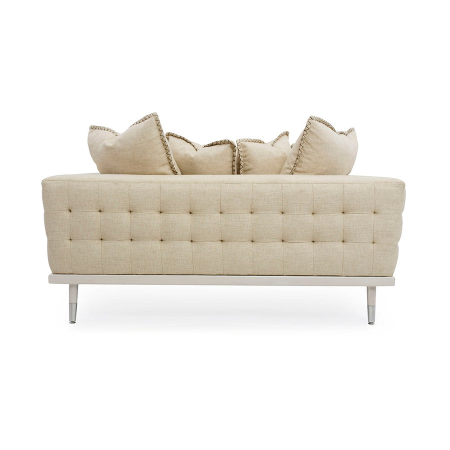 PALISADES LOVESEAT - Badgley Mischka Home