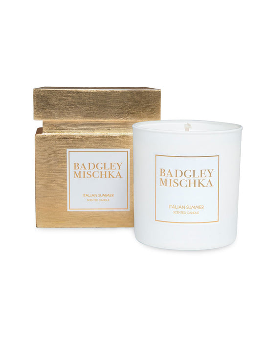 ITALIAN SUMMER SCENTED CANDLE