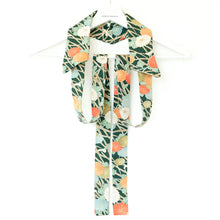 Load image into Gallery viewer, Sydney // Flower Forest // Vintage Kimono Neckwear