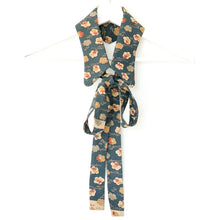 Load image into Gallery viewer, Sydney // Cherry Haori // Vintage Kimono Neckwear