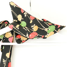 Load image into Gallery viewer, Sydney // Cherries // Vintage Kimono Neckwear