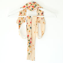 Load image into Gallery viewer, Sydney // Golden Apples // Vintage Kimono Neckwear