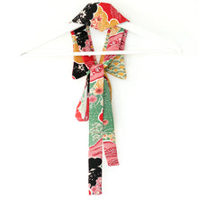 Load image into Gallery viewer, Sydney // Flower Landscape // Vintage Kimono Neckwear