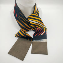 Load image into Gallery viewer, Skibotn // Stripes // Vintage Kimono Scarf