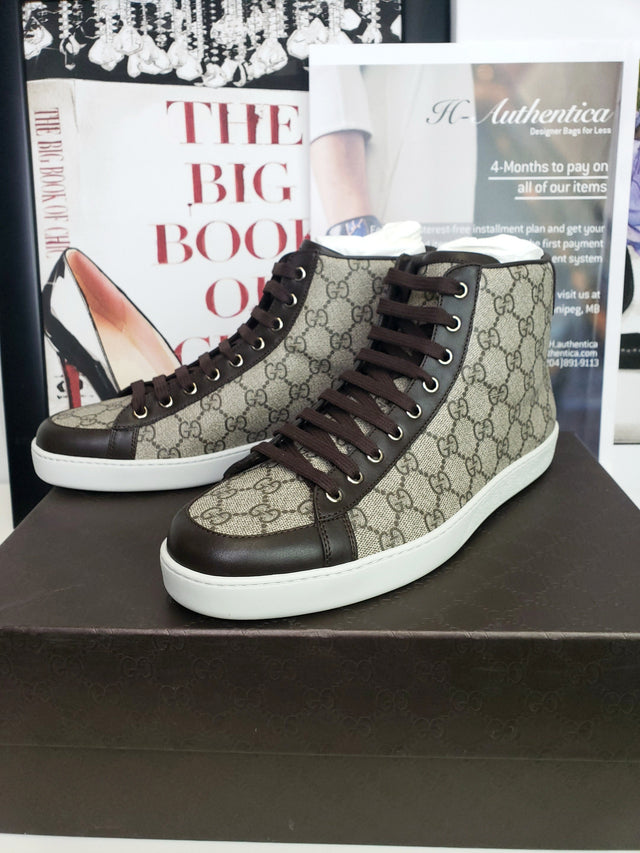 Gucci Brooklyn High Top