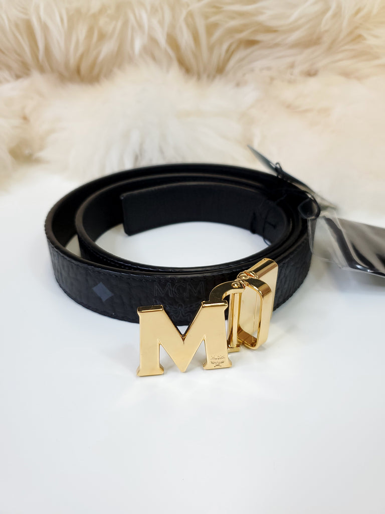 MCM Claus Visetos Riversible Belt