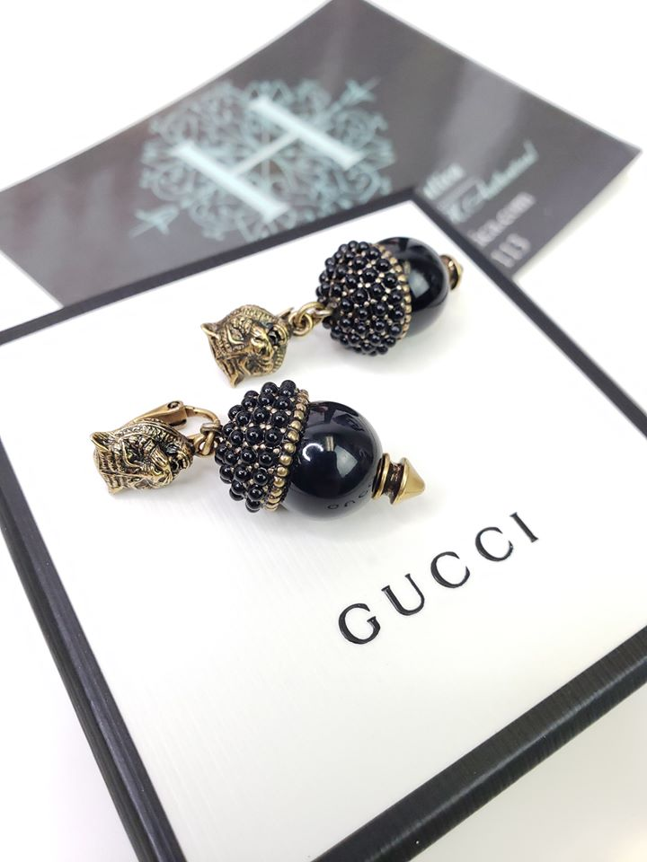 GUCCI ACCESSORIES  EARINGS