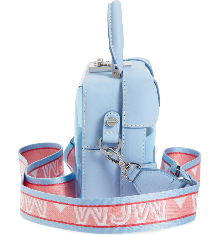 MCM Transparent Crossbody Bag