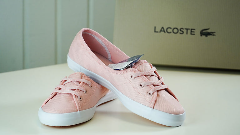 Lacoste Ziane Chunky PNK/WHT