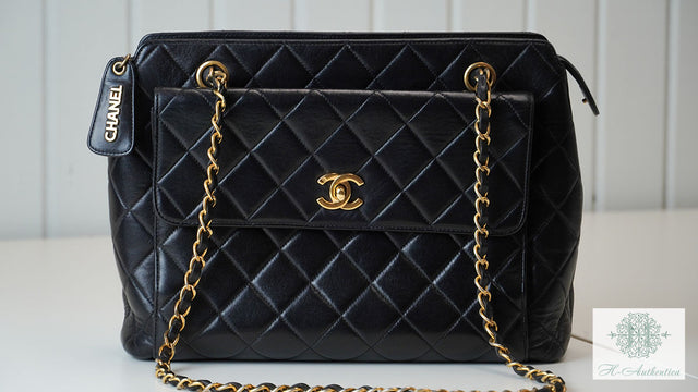 Chanel Daily Zippy Quilted