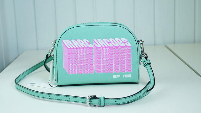 Marc Jacobs Playback Crossbody Green