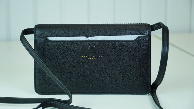 Marc Jacobs Empire City Black