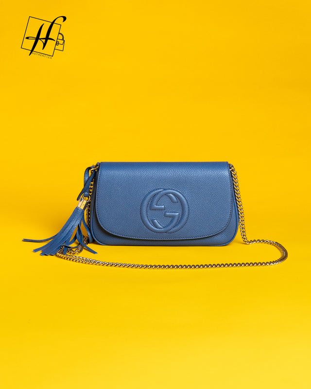 Gucci Soho Chain strap Crossbody
