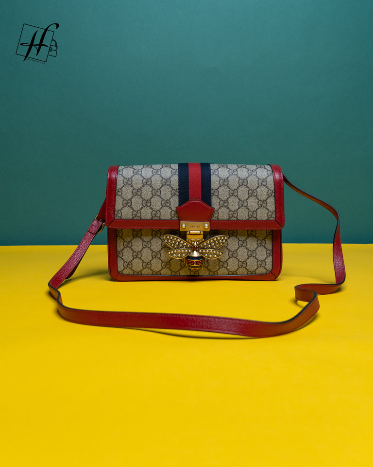 Gucci Queen Margaret Crossbody