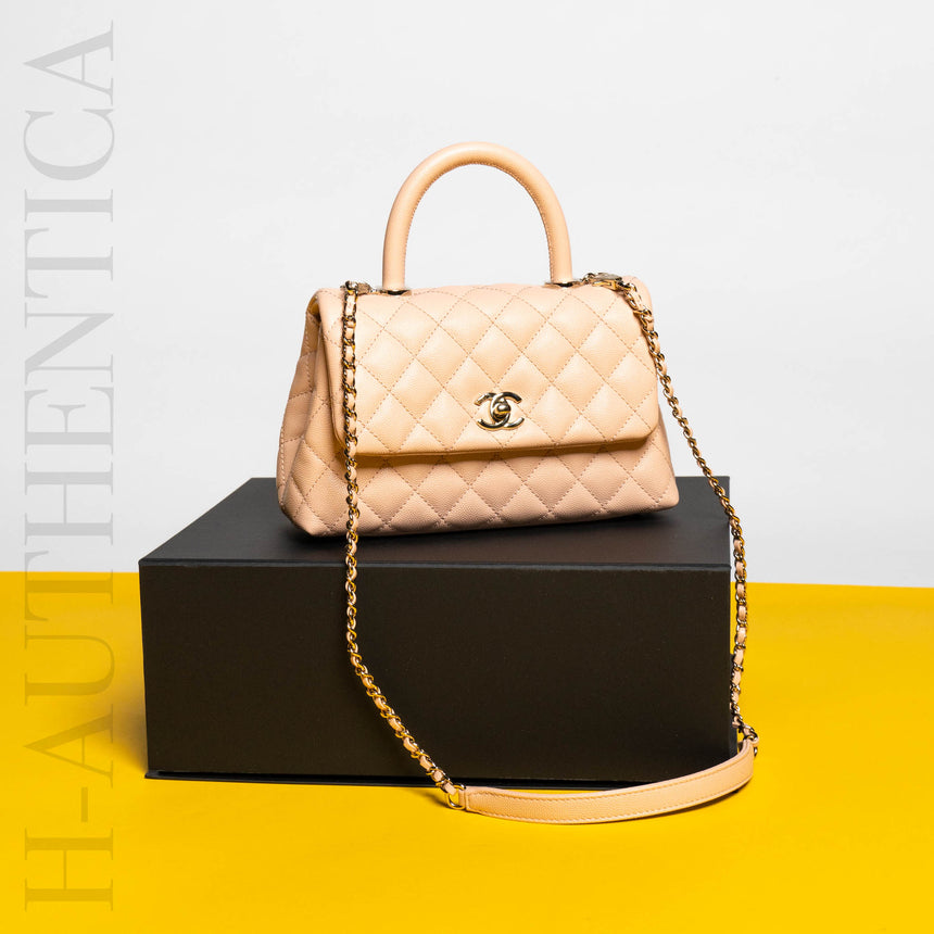 Chanel Coco Small Top handle