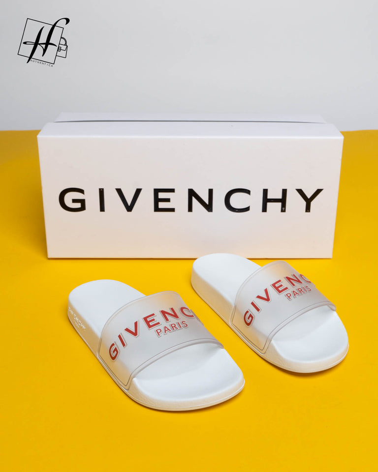 Givenchy Logo Slide Sandal (Women)